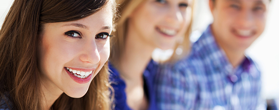 Invisalign Teen braces at Stanley Orthodontics