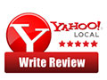 Leave a review on Yahoo